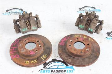 Тормозная система Honda Fit 2001-2007