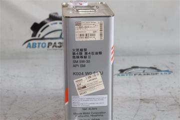 Моторное масло MAZDA GG L3-VE