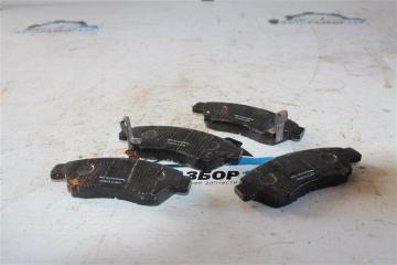 Колодки тормозные 2005-2010 SCP90 2SZ-FE