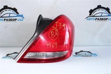 Стоп-сигнал задний правый Nissan Teana 2003-2007