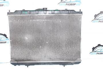 Радиатор охлаждения Nissan X-Trail 2002-2007