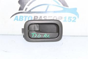 Ручка двери внутренняя задняя левая Nissan X-Trail 2002-2007