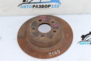 Запчасть диск тормозной задний левый Nissan Teana 2003-2007