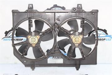 Вентилятор охлаждения Nissan X-Trail 2002-2007