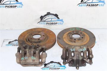 Тормоза передние Nissan Teana 2003-2007