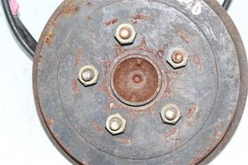 Ступица задняя правая Allion ZZT240 1ZZFE