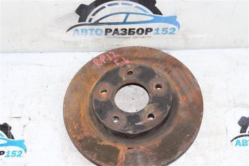 Запчасть диск тормозной передний левый Nissan Primera 2002-2007