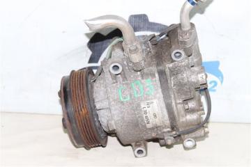 Компрессор кондиционера Honda Fit 2001-2007