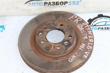 Диск тормозной передний правый Mazda 6 2008-2012