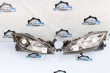 Фара Mazda 6 2008-2012
