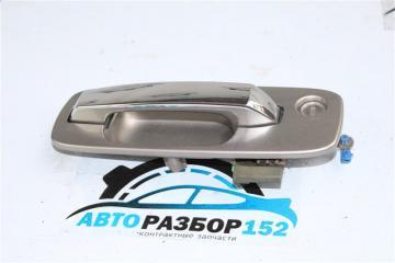 Ручка двери внешняя передняя правая Nissan X-Trail 2002-2007