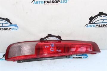 Стоп-сигнал левый Nissan X-Trail 2002-2007