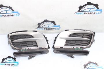 Решетка в бампере Mazda 6 2008-2012
