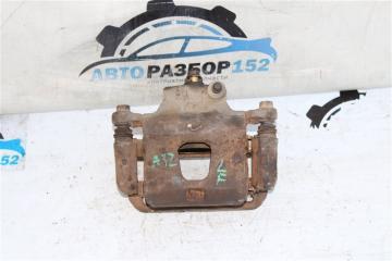 Суппорт тормозной передний левый Nissan Cefiro 1995-2001