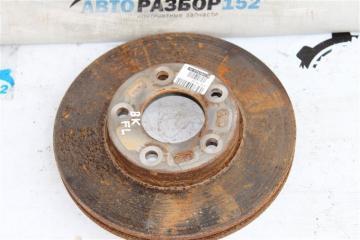 Тормозной диск передний левый Mazda 3 2003-2008