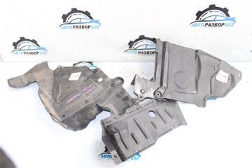 Защита двигателя Nissan X-Trail 2002-2007