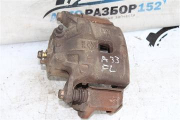 Запчасть суппорт тормозной передний левый Nissan Cefiro 1998-2003