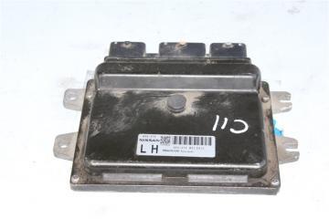 Блок управления двигателя NISSAN Tiida C11 HR18DE 23710ED30A контрактная