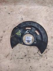 Запчасть пыльник тормозного диска передний левый Chevrolet Cruze 2012