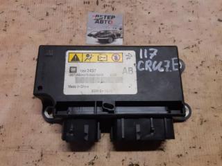 Запчасть блок управления air bag Chevrolet Cruze 2012
