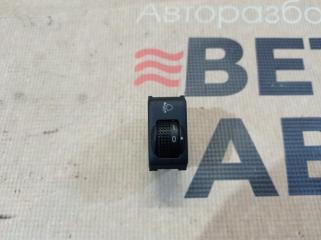 Запчасть кнопка корректора фар Nissan Note 2007
