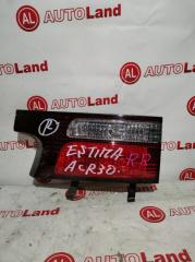 Вставка в крышку багажника задняя правая TOYOTA ESTIMA