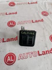 Запчасть блок управления стеклоподьемника передний правый TOYOTA CALDINA