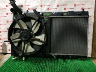 Радиатор основной HONDA FIT
