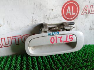 Ручка двери внешняя Toyota Corona ST2`10 задн. лев.