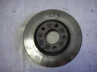 Запчасть диск тормозной передний Mazda Mazda3 2006