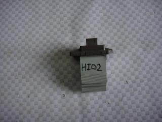 Запчасть резистор отопителя Hyundai i30 2009