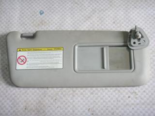 Запчасть козырек солнцезащитный правый Hyundai i30 2009