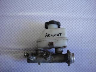 Запчасть цилиндр тормозной главный Hyundai Accent 2006
