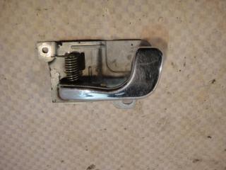 Запчасть ручка двери внутренняя левая Mitsubishi Pajero 1991