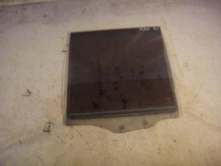 Запчасть стекло двери заднее левое Mitsubishi Pajero 1991