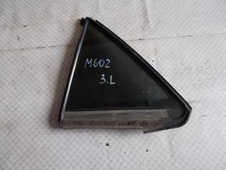 Запчасть стекло двери заднее левое Mazda Mazda6 2002