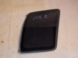 Запчасть стекло кузовное глухое правое Chevrolet Tracker 2000
