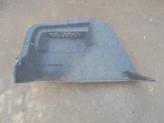 Запчасть обшивка багажника боковая левая Skoda Rapid 2014