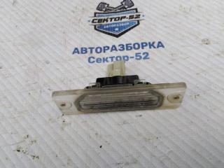 Запчасть фонарь подсветки номера Nissan Almera 2004