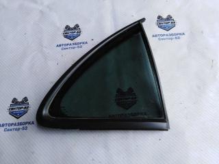 Запчасть стекло двери заднее правое Nissan Almera 2004