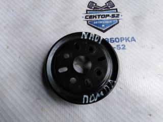 Запчасть шкив помпы Nissan Almera 2004