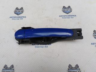 Запчасть ручка двери наружная задняя правая Skoda Octavia 2004
