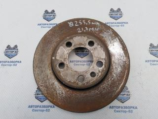 Запчасть диск тормозной передний Skoda Octavia 2004