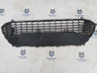 Запчасть решетка в бампер передняя Hyundai i30 2011