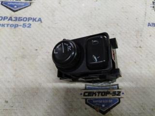 Запчасть кнопка регулировки зеркал Nissan Qashqai 2007