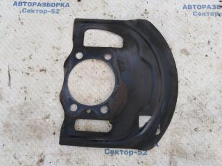 Запчасть пыльник тормозного диска передний левый Nissan X-Trail 2009