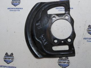 Запчасть пыльник тормозного диска передний правый Nissan X-Trail 2007