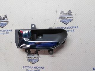 Запчасть ручка двери внутренняя левая Nissan X-Trail 2007