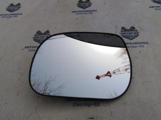 Запчасть стекло зеркала левое Toyota RAV4 2008