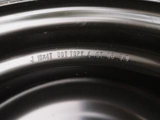 Колесо запасное (докатка) Mazda3 2006 BK LF